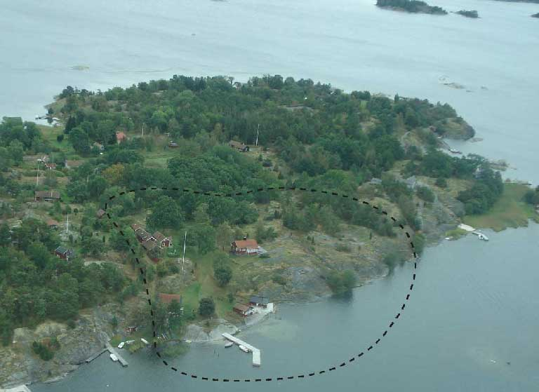 A Serene Archipelago Conferene Experience at Ekholmen iland picture skyview